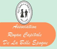 royan la belle époque - Ecusson et logo